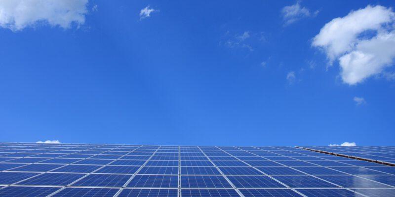 Dakscan zonnepanelen